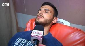 عبدالله عناية يروي لوطن: جنود الاحتلال اعتدوا عليّ بالعصي والبساطير خلال اختطافي