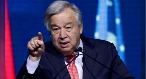 الأمين العام للأمم المتحدة سيعمل مع حكومة لبنان الجديدة لدعم الإصلاحات