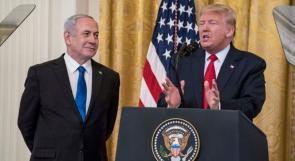 """32 منظمة حقوقية: """"صفقة القرن"""" تتويج أمريكي لجرائم إسرائيل"""