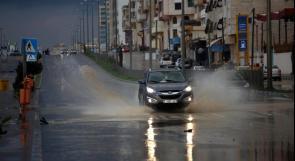 لا تغيير على درجات الحرارة وفرصة لهطول أمطار