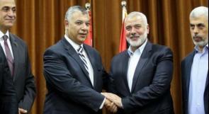 المخابرات المصرية لهنية: اجراءات التخفيف عن قطاع غزة متواصلة