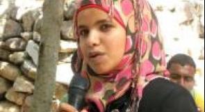 """صالحة.. طفلة فلسطينية تفوز بجائزة دولية عن قصتها """"حنتوش"""""""
