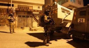 إصابة شابين برصاص الاحتلال في بيت سيرا غرب رام الله واندلاع مواجهات عنيفة
