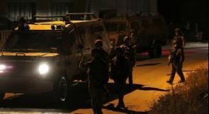 قوات الاحتلال تعتقل شابا من قباطية على حاجز عسكري جنوب نابلس