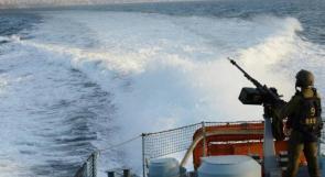 بحرية الاحتلال تطلق النار تجاه مراكب الصيادين شمال قطاع غزة