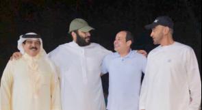 """الصراع الخفي وحرب الصور المشفرة بين الزعماء العرب قبيل """"صفقة القرن!"""""""