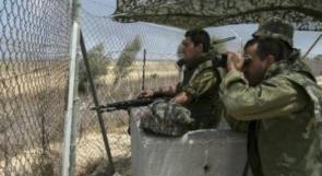 الاحتلال يعزز قواته العسكرية على طول السياج شرق غزة
