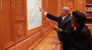 نتنياهو: السلطان قابوس وافق على استخدام طائراتنا المجال الجوي العُماني