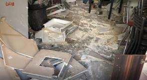 بعد انفجار رام الله .. الدفاع المدني يوجه رسالة للمطاعم والمحال التجارية عبر وطن