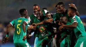 السنغال أول المتأهلين للمربع الذهبي بأمم أفريقيا