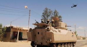 مقتل 20 مسلحاً في سيناء