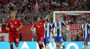 بايرن ميونيخ يستهل حملة دفاعه عن لقبه بالتعادل