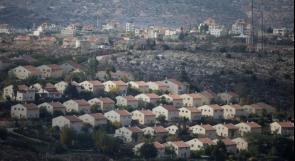 الاحتلال يخطط للاستيلاء على نحو 700 دونم من أراضي قريوت جنوب نابلس