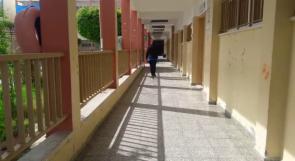 """""""مترجم"""" بعد تقرير لـ وطن.. تحسينات كبيرة على مركز الحجر الصحي بدير البلح"""