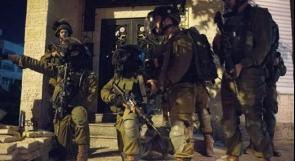 الاحتلال يعتقل 5 مقدسيين من العيسوية بينهم سيدة