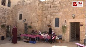 """أكتوبر الوردي في """"دالية"""".. بازار لتمكين النساء وأنشطة توعوية"""
