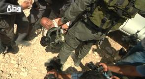 محافظ القدس لوطن : نهيب بكل الفلسطينيين مساندة أهل الخان الاحمر قبل فوات الأوان