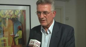 رئيس بعثة ألمانيا لوطن : 55 مليون يورو لدعم مشاريع قائمة في الضفة وغزة