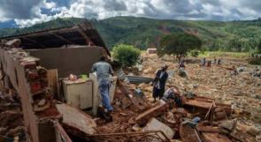 إعصار إيداي يقتل أكثر من 300 في زيمبابوي وموزمبيق