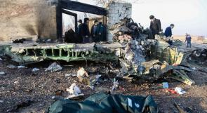 غالبية ركاب الطائرة الأوكرانية المنكوبة ايرانيون