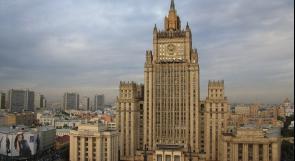 روسيا: تأجيل إسرائيل تطبيق الضم ليس حلا للمشكلة وهي لا تزال قائمة