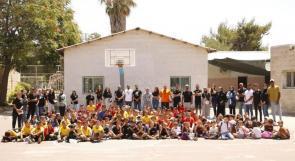 القدس للتمكين والتنمية تختتم مشروع دعم المخيمات الصيفية