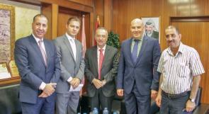 بنك القدس يدعم صندوق الطالب المحتاج في جامعة النجاح