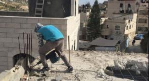 المقدسي جمال بكيرات لوطن: الاحتلال أجبرني على هدم منزلي ودفع غرامة 25 ألف شيقل