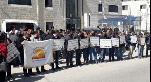 موظفو كهرباء القدس لـوطن: سنعتصم أمام الشركة القطرية الإسرائيلي في حال لم تتوقف سرقتها التيار من حصة كهرباء القدس