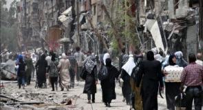 تشتت الأسر مأساة تعيشها الآلاف من العوائل الفلسطينية السورية