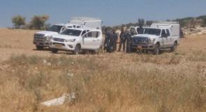 سلطات الاحتلال ستهدم 9 مساكن في أم الحيران غدا