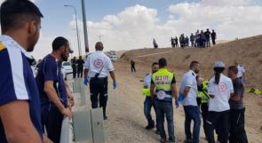 النقب:  مصرع المواطن نمر أبو قرينات بعد انزلاق دراجته النارية