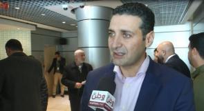 عبد المجيد ملحم لوطن : مستمرون في دعم السلة الفلسطينية للسنة العاشرة على التوالي