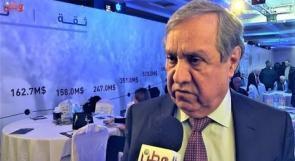 طلال ناصرالدين لوطن: البنك الوطني ثاني أكبر بنك في فلسطين.. الحاج حسن:مستمرون بالتوسع خلال2019 وتقديم خدمات حديثة