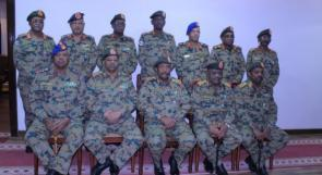 استقالة ثلاثة من أعضاء العسكري السوداني تحت ضغط المعتصمين