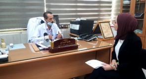 مستشفى عالية الحكومي لوطن: جميع نتائج فحوصات الكادر الطبي سليمة