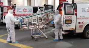 7 وفيات و1419 إصابة جديدة بفيروس كورونا في دولة الاحتلال