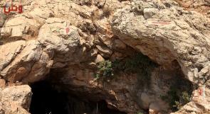 مغارة الأصنام في دير بلوط .. اكتشفها راعي أغنام ووضع الاحتلال يده عليها!