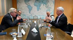 وزير الحرب: لن نسمح بدخول أموال لإعادة إعمار قطاع غزة، إلا عن طريق السلطة أو الأمم المتحدة