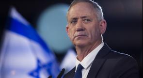 غانتس: عودة الأسرى الإسرائيلين مقابل تحسين الأوضاع في غزة