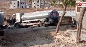 يطا بدون مياه.. والمواطنون يناشدون عبر وطن