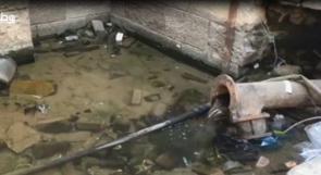 فيديو| عين ماء سعير .. لوثتها النفايات والمياه العادمة .. وباتت أثرًا مهملاً