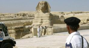 """اكتشاف """"أبو الهول"""" جديد في مصر خلال شق طريق"""