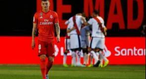 ريال مدريد يواصل ترنحه بالهزيمة أمام فايكانو