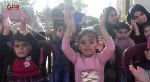 الاتحاد الأوروبي ووزارة التنمية الاجتماعية ينظمان سلسلة من الإفطارات الرمضانية ابتداءً من غزة