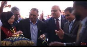 """البنك الاسلامي الفلسطيني يحتفل بافتتاح فرعه الجديد في بلدة """" حلحول """" شمال الخليل"""