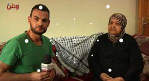 خنساء فلسطين لوطن: لن ننهار ولن نستسلم ومنزلي فداء لفلسطين ولشعبها
