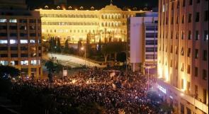 احتجاجات لبنان تتواصل لليوم الرابع على التوالي