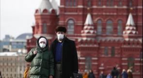روسيا تسجل أكثر من 450 وفاة و26 ألف إصابة جديدة بكورونا