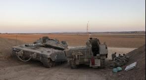 جيش الاحتلال يبدأ تدريبات عسكرية قرب غزة